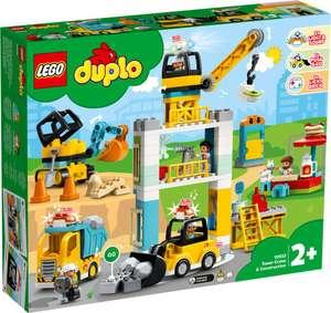 LEGO DUPLO 10933 Tower Crane & Construction - £60 @ Smyths