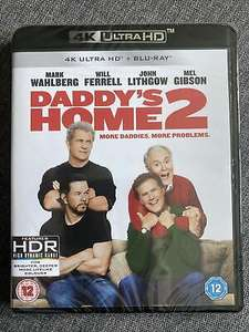 Daddy's Home 2 4K Ultra HD + Blu ray £5.89 delivered @ angelsam85 / ebay