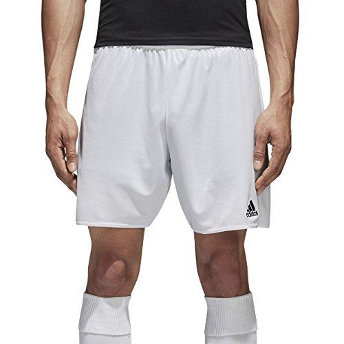 adidas Men's Parma 16 Shorts Black/White £8.50 (+£4.49 nonPrime) at Amazon