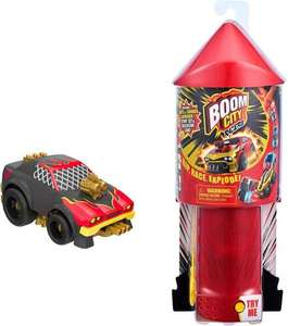 Boom City Racers Car Launcher Stunt Playset plus Hot Dawg! £3 (free click & collect / £3.95 delivery) @ Argos
