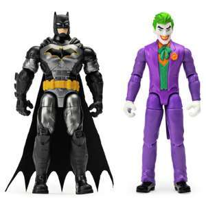 DC Batman & Joker 4 Inch Figures 2 Pack £5 (free click & collect / £3.95 delivery) @ Argos