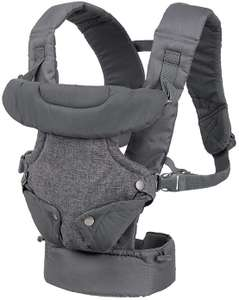 Infantino Flip Advanced 4-in-1 baby Carrier £7.98 (+£4.49 nonPrime) at Amazon