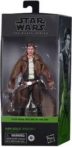Star Wars The Black Series Han Solo Figure - Endor £10 (free click & collect / £3.95 delivery) @ Argos