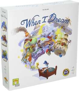 When I Dream board game (new & sealed) at Bernardo's Braintree but may be across branches