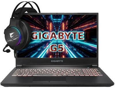 "Gigabyte G5 15"" FHD 144Hz IPS i5-10500H RTX 3060 (105W) 16GB 512 SSD Gaming Laptop, £949.97 at Box / ebay (free headset) - UK Mainland only"