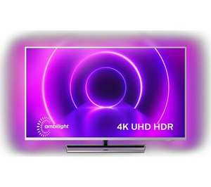 """PHILIPS 58PUS9005/12 58"""" Smart 4K Ultra HD HDR LED TV Google Assistant £569.05 with code at Currys on eBay"""