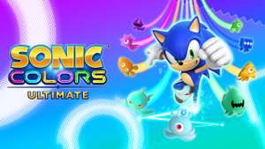 Sonic Colours Ultimate (PS4/5, XBX, Switch) £29.85 @ Base.com
