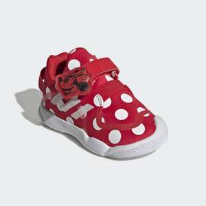 adidas Disney Minnie Mouse Active Play infant shoes in red with white polka dots for £15.84 delivered (Creators Club) using code @ adidas
