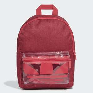 Adicolor Classic Small Backpack £9.18 with code + Free Delivery with creators club from Adidas