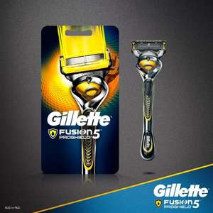 BOOTS Gillette Fusion 5 Proshield Shaver In store clearance - £2 (Bridgend)