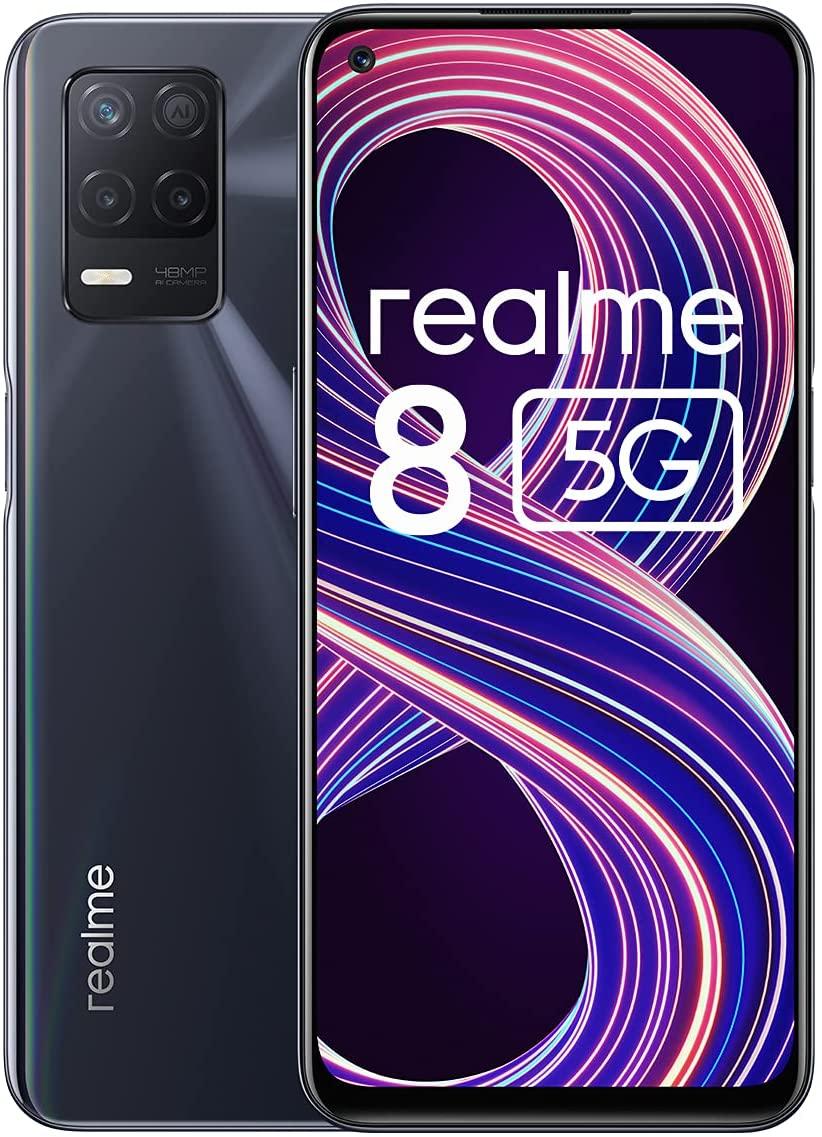 realme 8 5G 6GB 128GB Smartphone Dimensity 700 5G Processor, 90Hz 5000mAh - £171.74 (UK Mainland) @ Amazon Spain