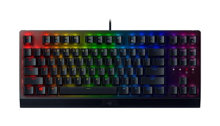 Razer BlackWidow V3 Tenkeyless Mechanical Gaming Keyboard - UK Layout £79.99 Delivered @ Box