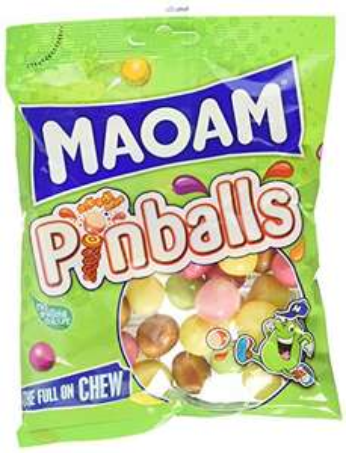 Maoam Pinballs Sweets, 140g 85p (+£4.49 Non Prime) @ Amazon