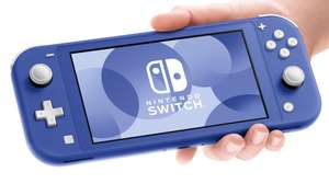 Nintendo Switch Lite Console at Asda (in store - Leicester)