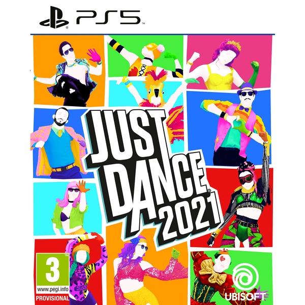 Just Dance 2021 PS5 Game - £1.30 delivered @ 365games