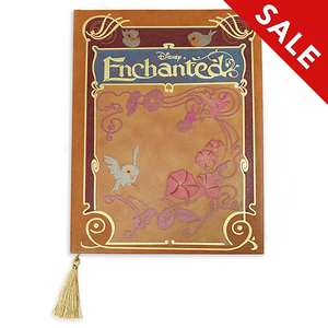 Disney Store Enchanted A4 Replica Journal - £7.50 (+£2.95 Click and Collect or £3.95 Delivery) @ shopDisney