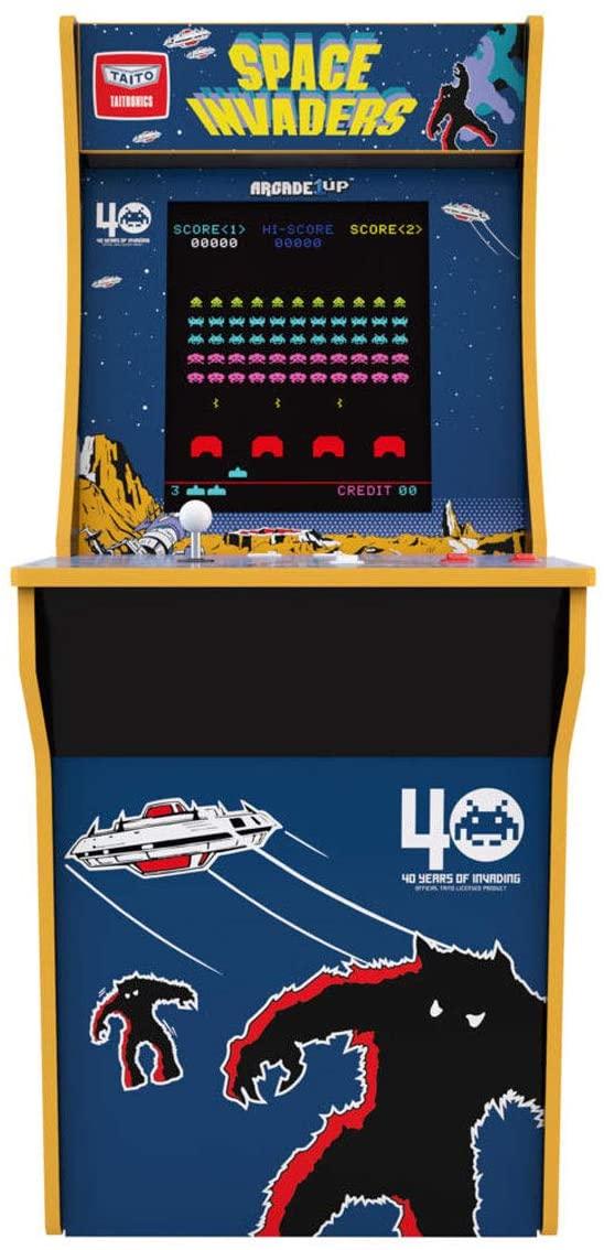 Arcade1up Space Invaders Arcade Machine including riser £150 instore @ Smyths (Ballymena)