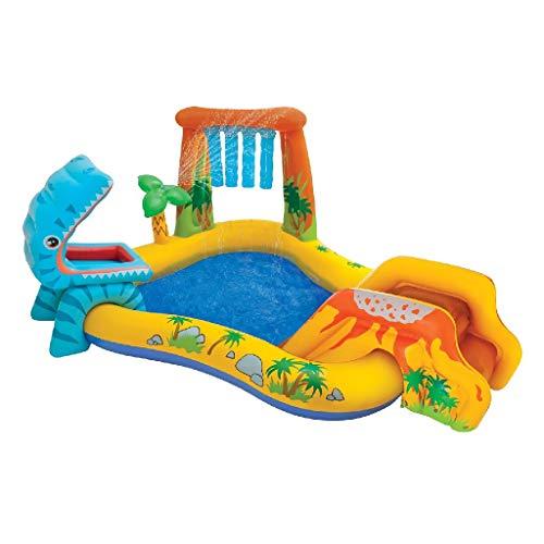 Intex Dinosaur Paddling Pool Play Centre £25.60 delivered @ Amazon