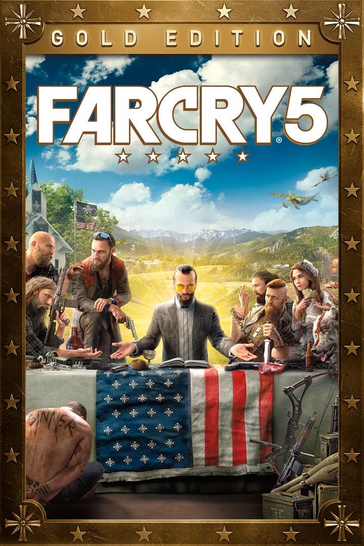 Far Cry 5 Gold Edition inc. Season Pass + Far Cry 3 Classic [Xbox One / Series X S - via VPN] £8 @ Xbox Store Brazil