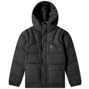 Fjällräven Expedition Down Lite Jacket Black(MEDIUM and X-LARGE ONLY) £325 at End Clothing