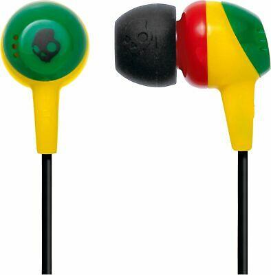 Skullcandy Jib In-Ear Headphones - Rasta £2.52 delivered @ Argos / ebay