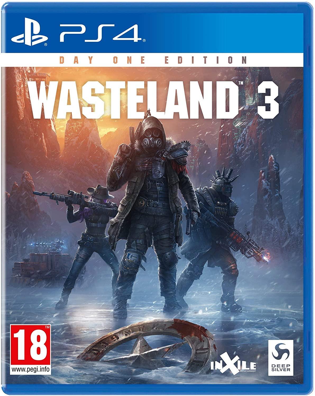Wasteland 3 (PS4) - £13.85 delivered @ Base