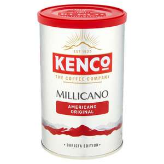 Kenco Millicano Americano Original Instant Coffee 100g £2.50 @ Iceland