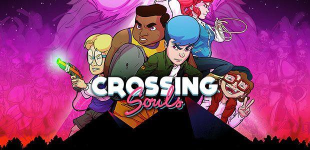 PC Crossing Souls £2.39 at Gamesplanet