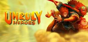 PC Unruly Heroes £4.78 at Gamesplanet