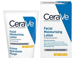CeraVe SPF25 Face Lotion - £6.83 Prime day deal @ Amazon