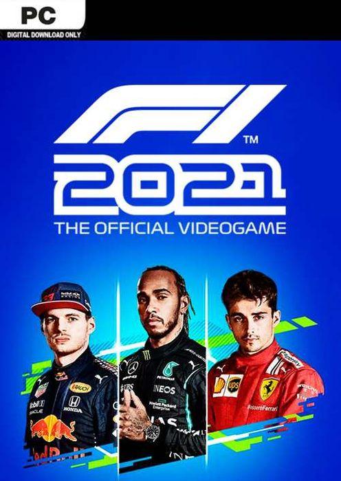 F1 2021 Steam Pre-Order | £33.99 @ CDKeys (Deluxe £43.99)