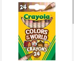 Crayola Colours of the World 24 Crayons 99p (Click+Collect) at Smyths Toys
