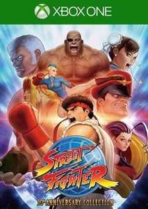 [Xbox One] Street Fighter 30th Anniversary Collection - £11.99 @ CDKeys
