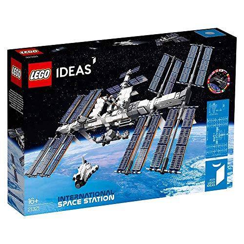 LEGO Ideas 21321 International Space Station £52 at Amazon
