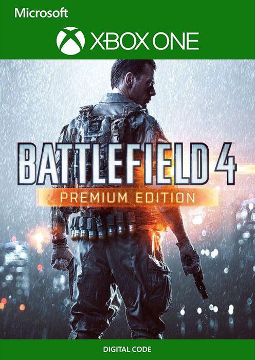 Battlefield 4 Premium Edition with all DLC for Xbox One (UK Digital Code) £6.99 @ CDKeys