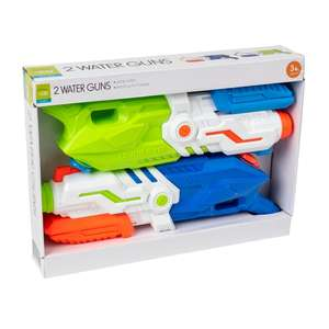 Water Gun Twin Pack £12.99 (free click & collect) @ Smyths Toys