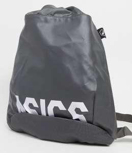 Asics core gym bag in black/carbon - £3.28 with code @ ASOS