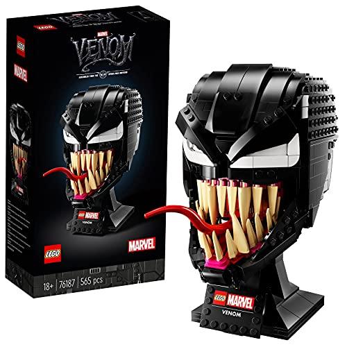 LEGO 76187 Marvel Spider-Man Venom Mask - £42.95 @ Amazon