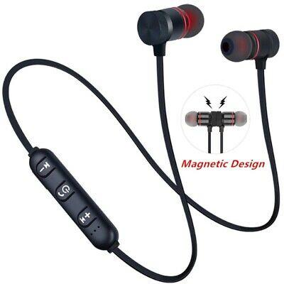 Sports In-Ear Wireless Earphones Bluetooth 4.1 Stereo Headphones Headsets W/ Mic - £2.55 delivered @ ramuk-cu1v2djv / ebay