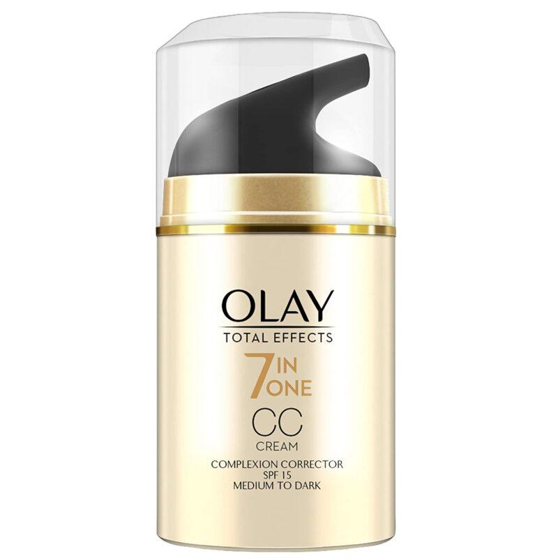 Olay Total Effects CC Cream SPF 15 – Medium to Dark £9.50 @ Weeklydeals4less