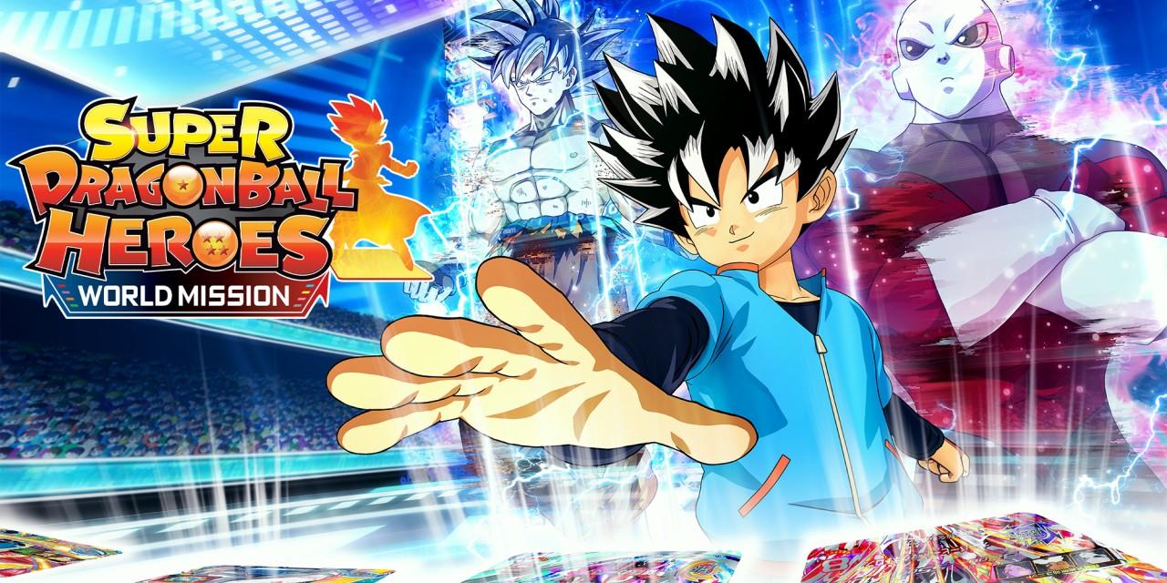 Super Dragon Ball Heroes World Mission (Nintendo Switch) - £7.99 (SA £6.99) @ Nintendo eShop