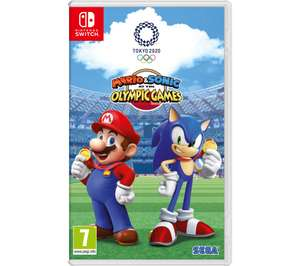 Mario & Sonic at the Olympic Games Tokyo 2020 (NINTENDO SWITCH) - £29.99 delivered Using Code @ Currys PC World