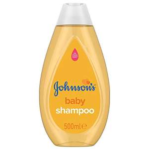 Johnson's Baby Shampoo, 500 ml - £1.49 Prime / +£4.49 non Prime @ Amazon