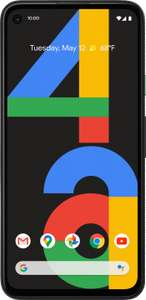 Google Pixel 4a ID Mobile - £19.99 upfront (after code) £14.99pm: Unlimited min, texts and 20GB data - £379.75 over 2 years @ Mobiles.co.uk