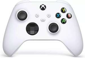 Refurbished Official Microsoft XBOX Wireless Controller White - £34.67 delivered using code @ techsave2006 / eBay