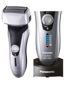 Panasonic ES-RF31-S511 Wet and Dry Rechargeable Electric 4-Blade Shaver for Men (UK 2 Pin Plug) - £45.99 @ Amazon
