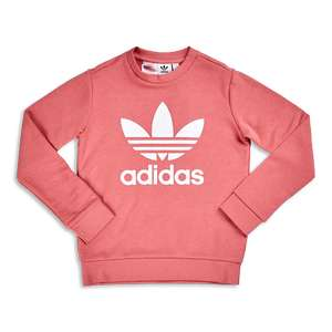 Footlocker Sale up to 50% off: e.g. adidas Adicolor Jumper, Pink + White - £4.99 + free del for members (free signup) @ Foot Locker