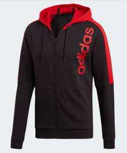 Men's Adidas Tentro Hoodie Now £20 with code + Free delivery with creators club @ Adidas