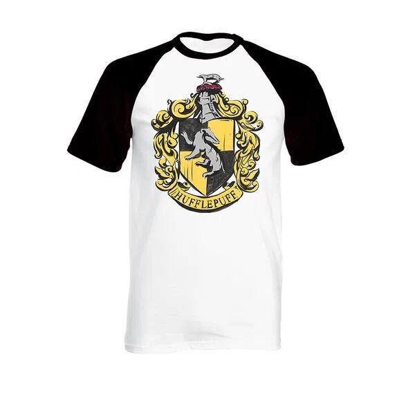Harry Potter: Hufflepuff House Crest T-Shirt - £5.99 Delivered at Forbidden Planet