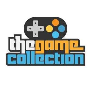5% off under £100 - 10% off over £100 @ The Game Collection